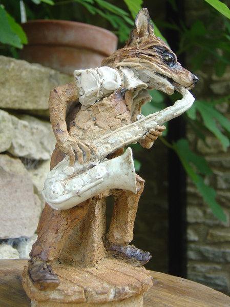 Jazz Fox Sax