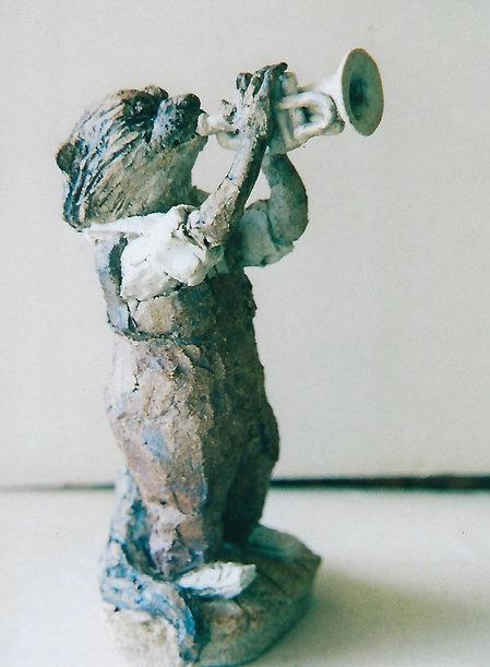 Jazz Otter Trumpeter