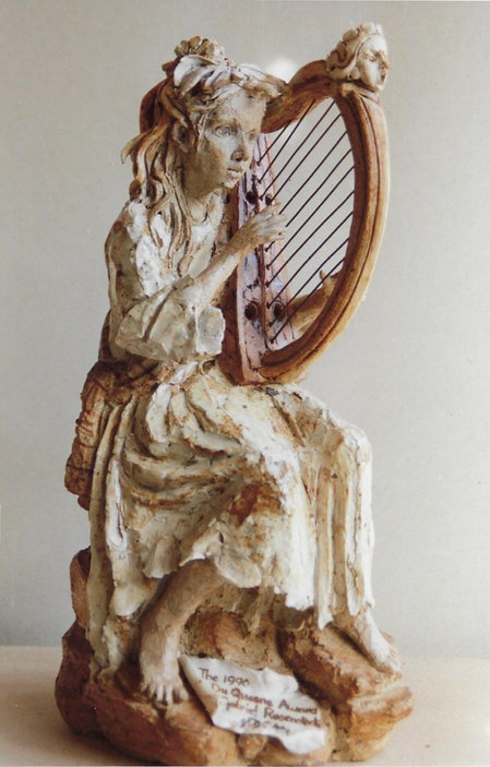 DuQuesne poetry award 'The Harp of Dubrois'
