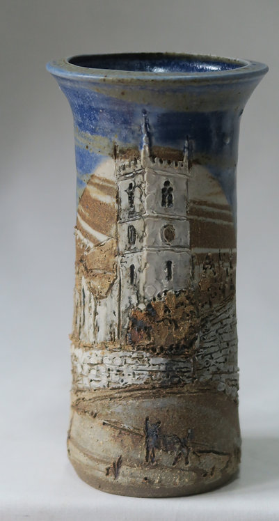 Bladon Church Vase