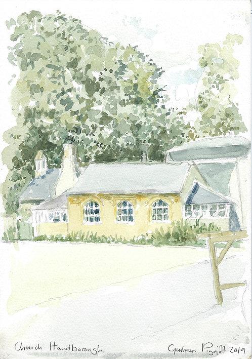 Church Hanborough School
