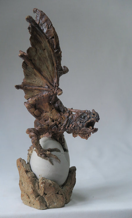 Semi-Winged Dragon