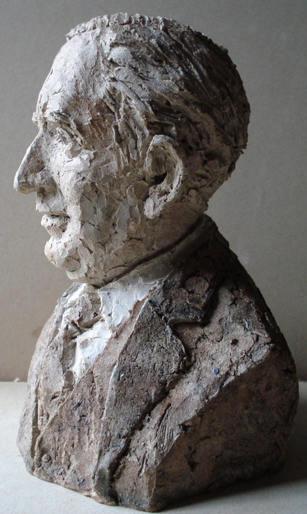 J. R. R. Tolkien bust