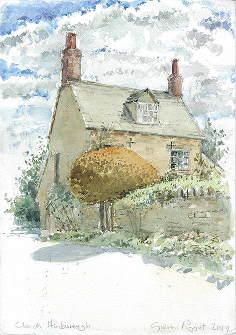 Church Hanborough House