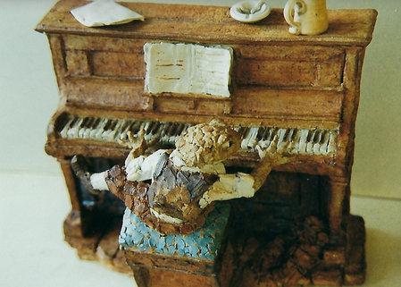 Jazz Toad Piano