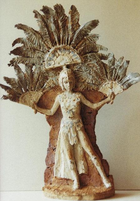 Rachel 'Aztec Dancer'
