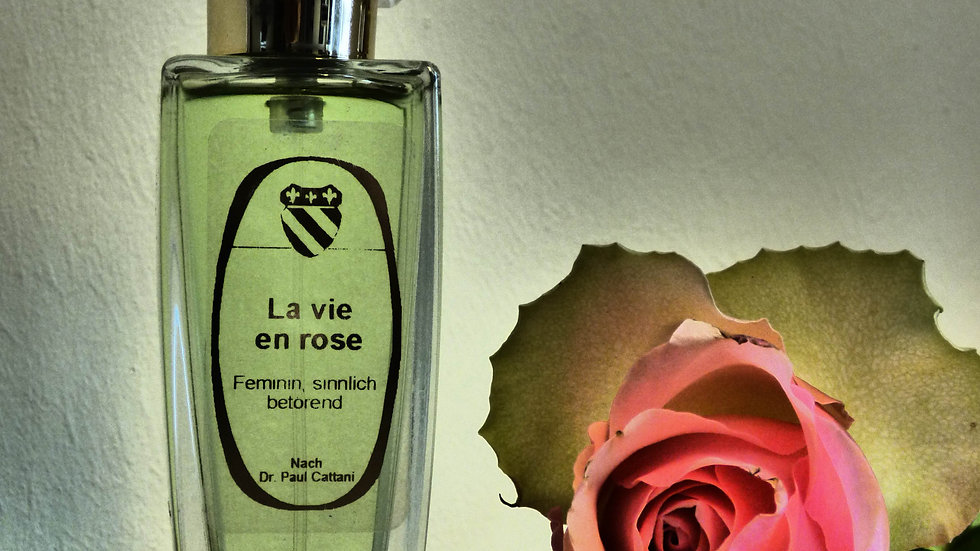 La vie en rose - life in rosen