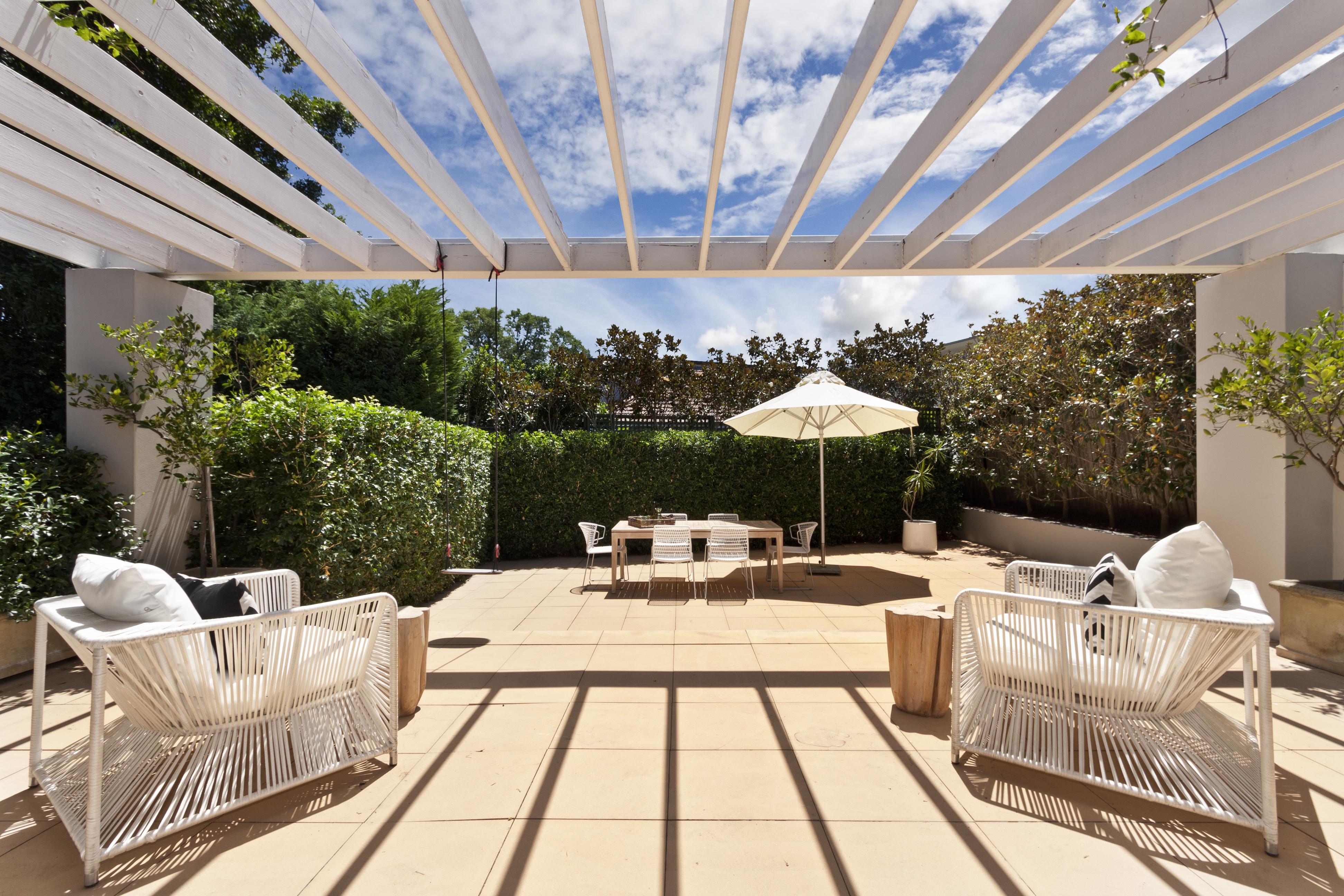 Extension terrasse et pergola