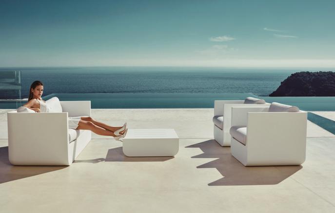 Dernier catalogue de mobilier Vondom : le mobilier d'extérieur d'excellence