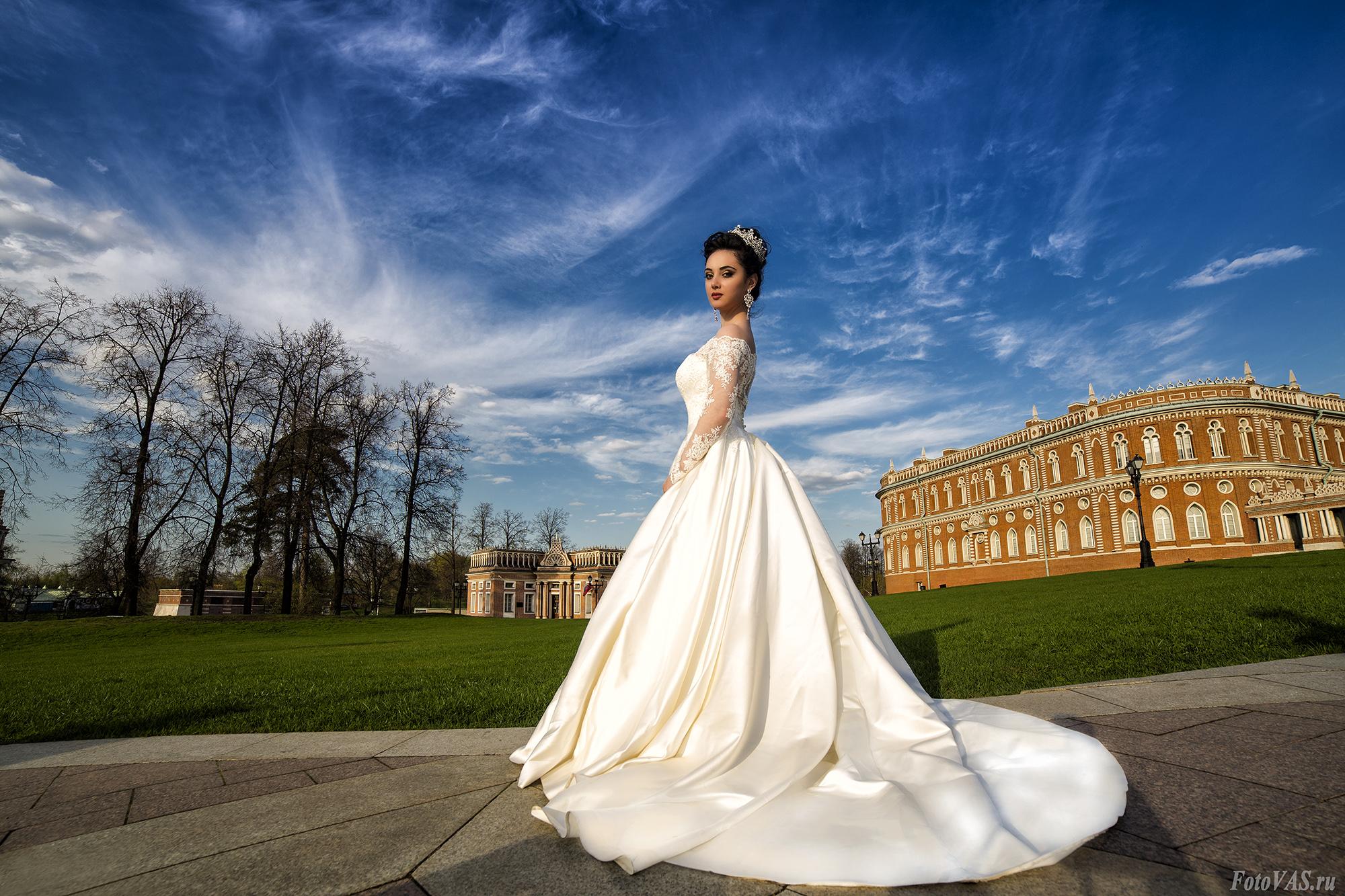 свадебная фото и видео съёмка