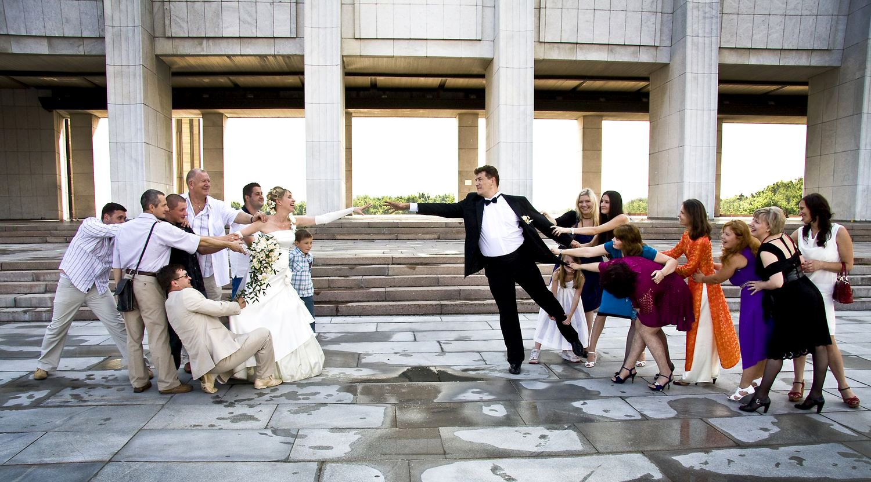 фото и видео съёмка свадьбы