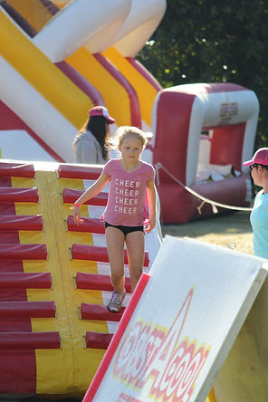 Obstacle courses for kids