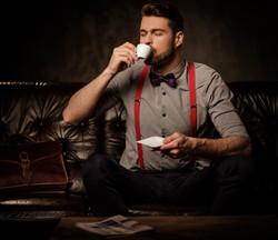 Cofee man
