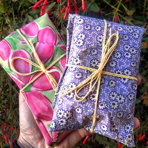 DIY BEESWAX WRAPS PACK!