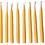 Thumbnail: birthday beeswax candles