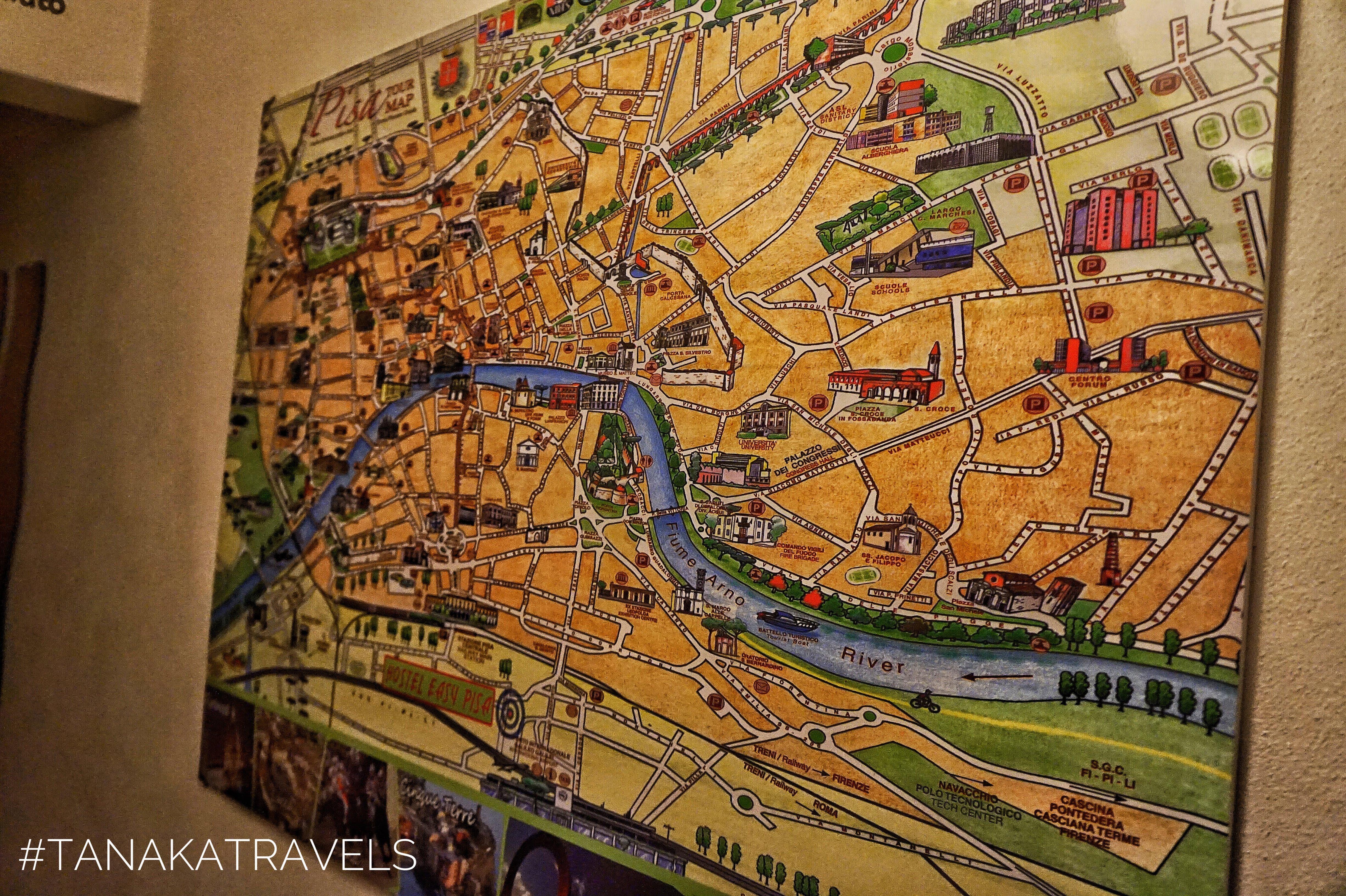 Hostel Easy Pisa
