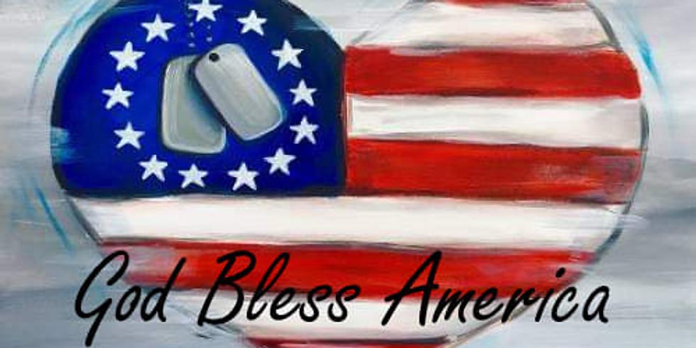 Fundraiser Paint Night for American Legion Post 449 Brookfield