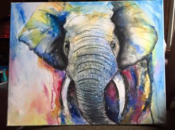 Brooke Elephant