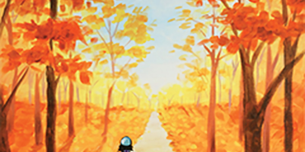 Fall Colorful Walk