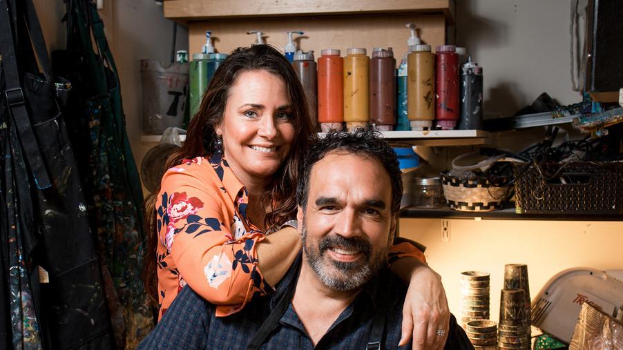 Owners Stacie & Joe Estrada