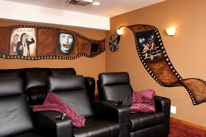 Wall Murals and Decorative Painting