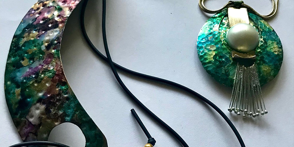 Jewelry Making with Janet Hubbard