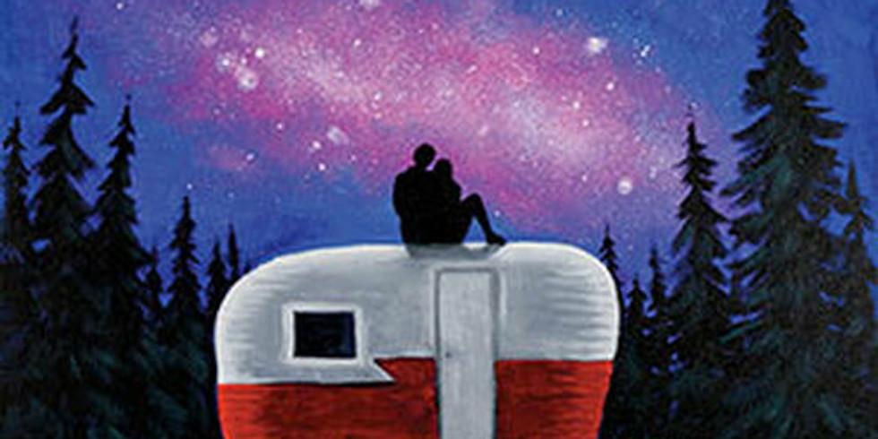 Camping Nights (presketched)