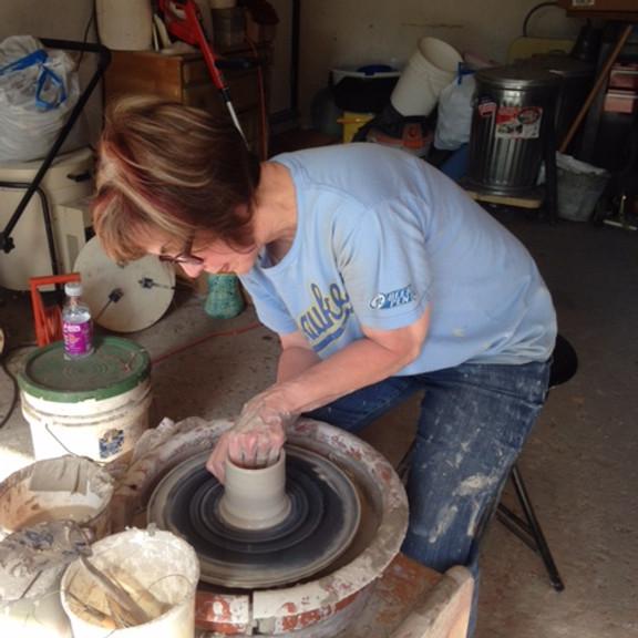 Slab Clay Class with Carmen Bond