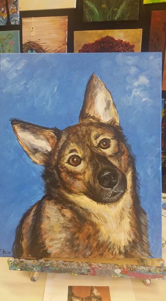 Custom Paintings!