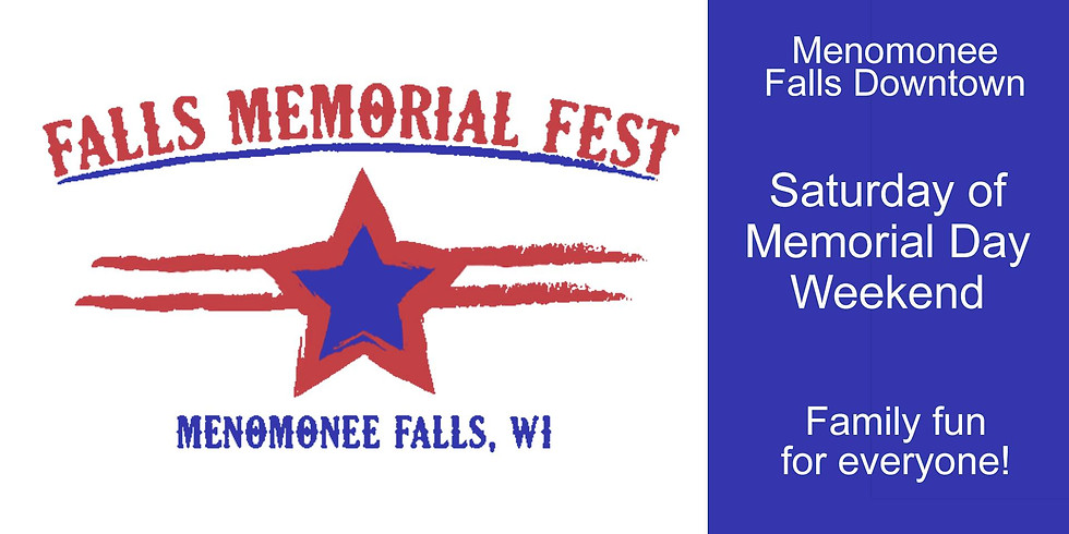 Falls Memorial Fest Block Party
