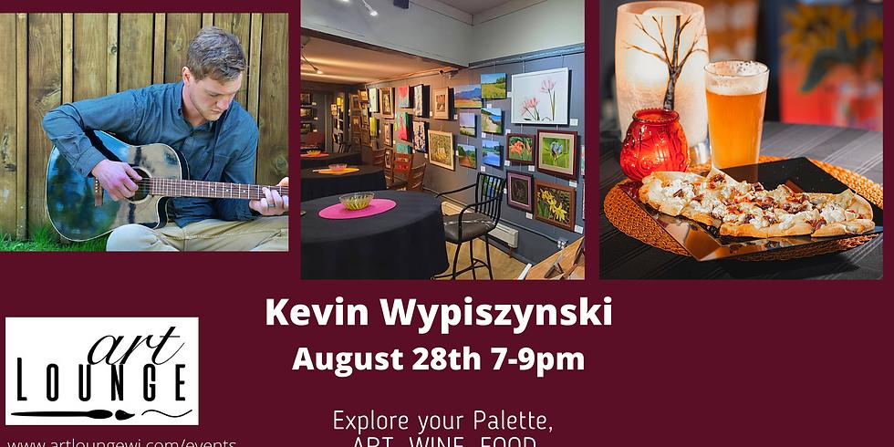Live Music night with Kevin Wypiszynski