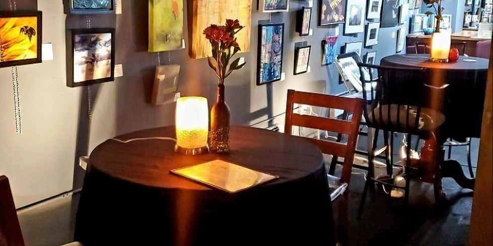 Open Gallery Night, Art. Wine. Food