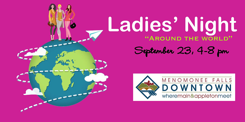 Ladies Night!  Menomonee Falls Downtown Businesses Event