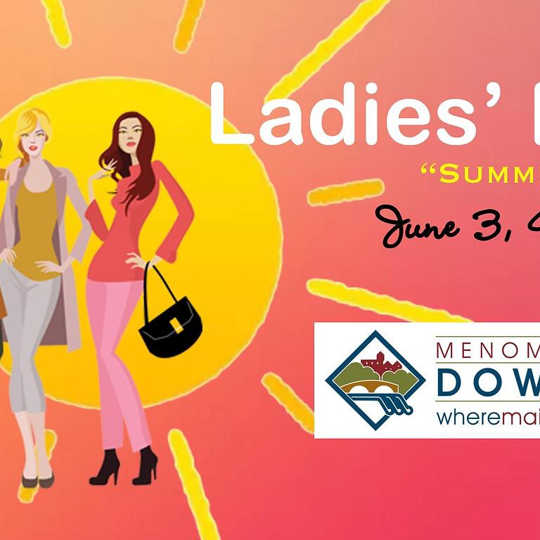 Ladies Night Menomonee Falls Downtown Businesses