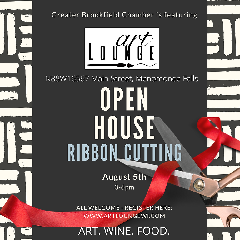 Open House and Ribbon Cutting with Brookfield Chamber (all welcome)