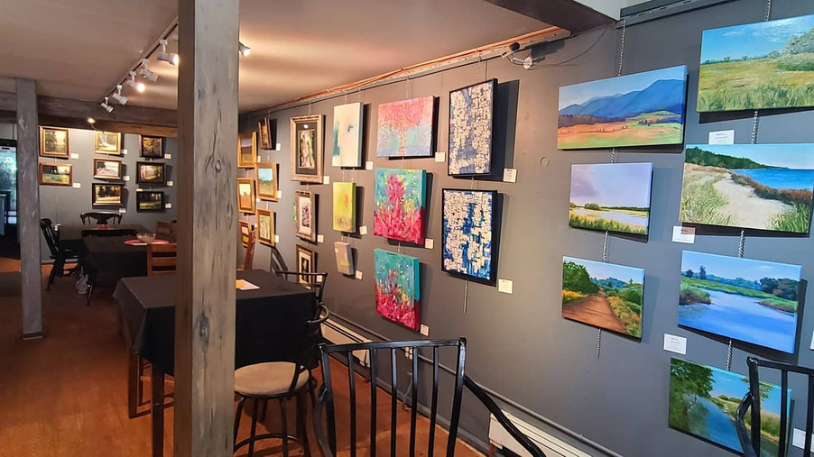 Local artists gallery
