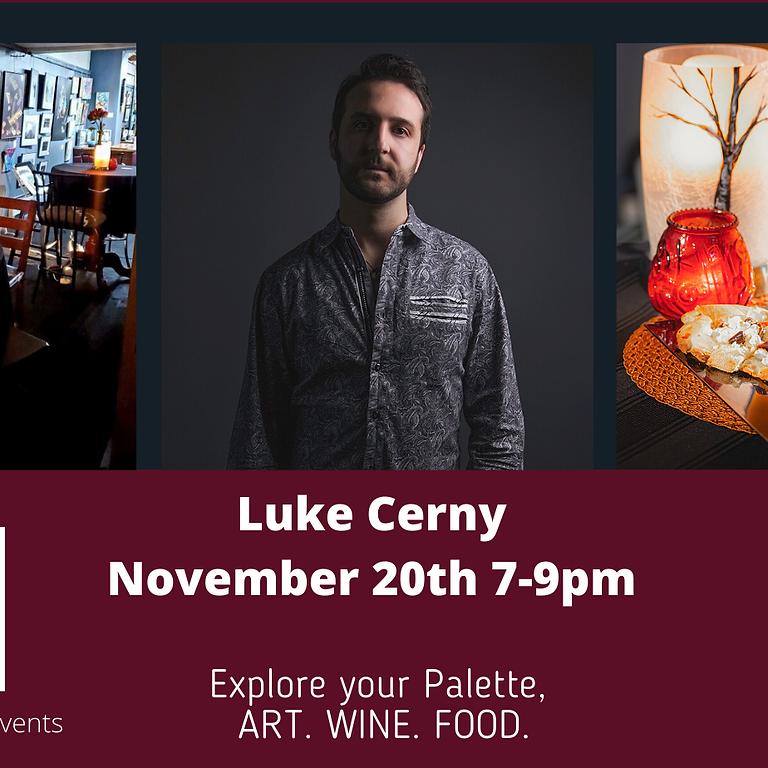 Live Music night with Luke Cerny