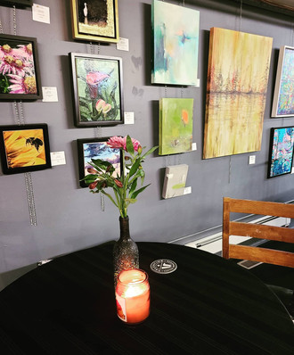 Open gallery nights every Friday night 5-9pm