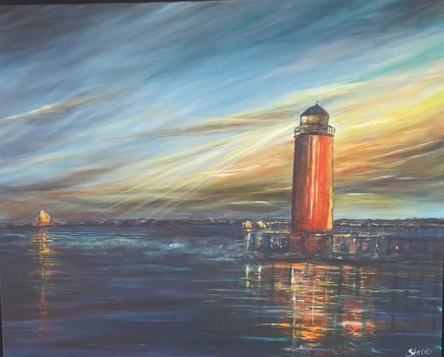 A Night to Remember on Lake Michigan