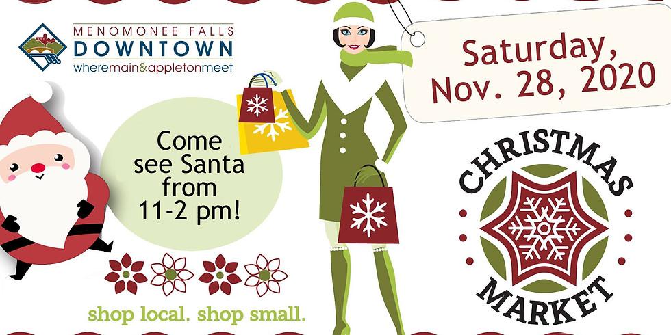 Downtown Christmas Market