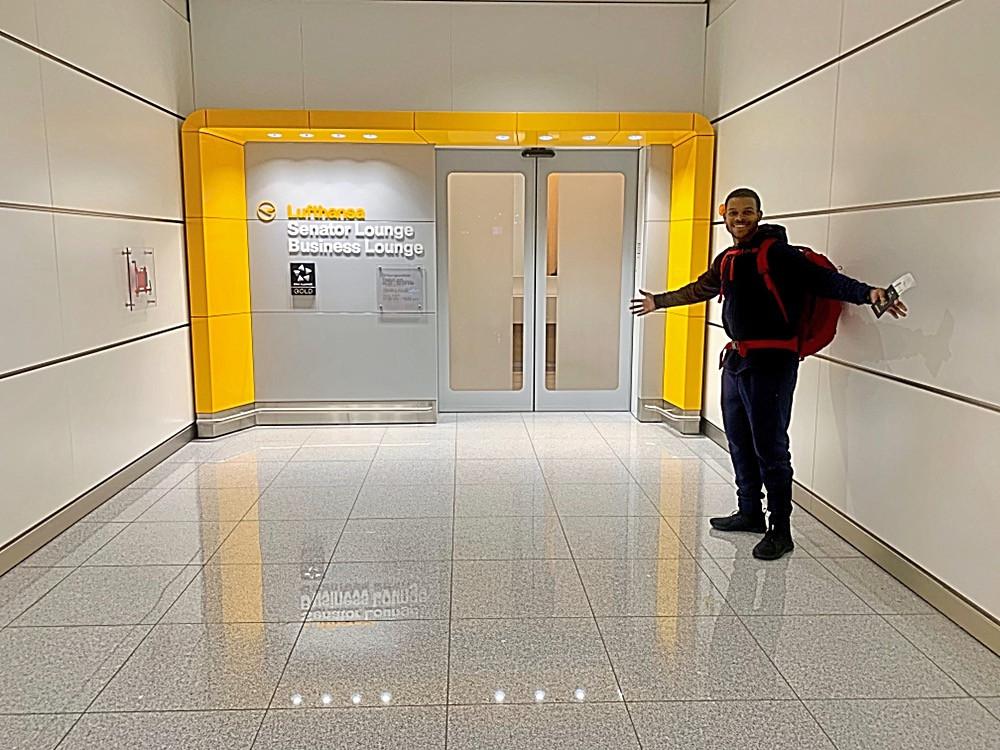 Lufthansa Star Alliance Lounge