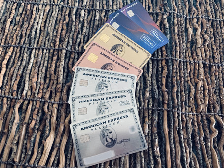 How We Scored $1,400 In Airline Gift Cards