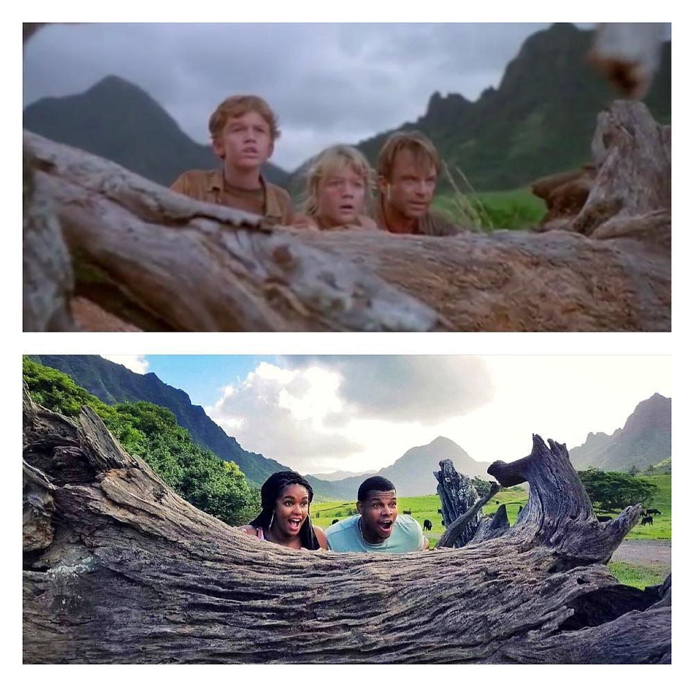 Jurassic Park filming sight  - Kuala Ranch