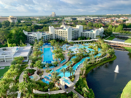 Orlando Disney Springs Area Staycation For FREE!!