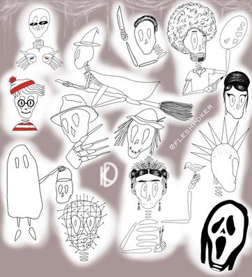 Spooky Flash 18'