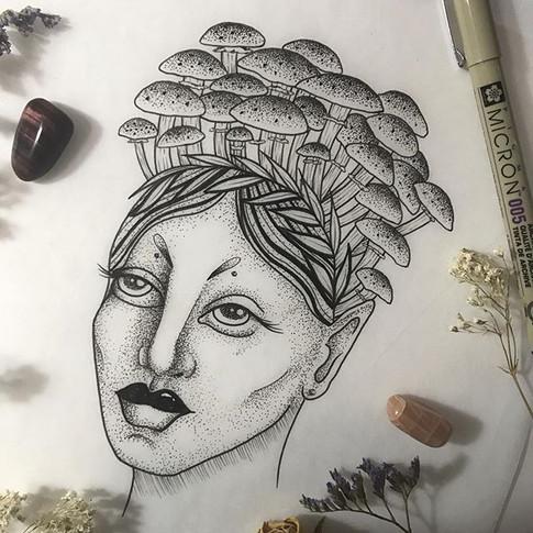 Mushroom gal- Oct 2019