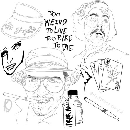 Fear And Loathing flash