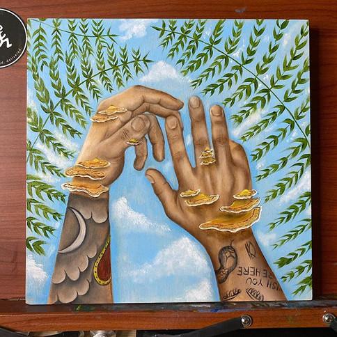 'Ricky's Hands' Feb-2020