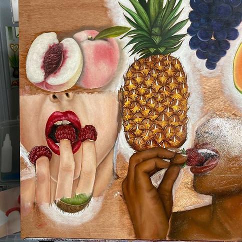 fruit study panel