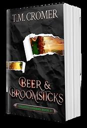 Beer & Broomsticks Cover Reveal Paperbac